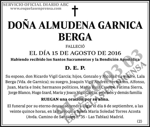 Almudena Garnica Berga